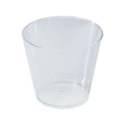 ハードクリアカップ 215ml 40個入/TS-21