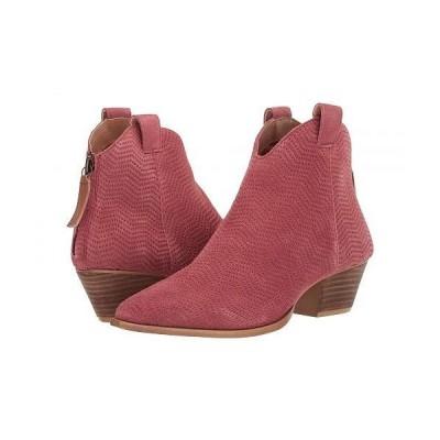 Dingo ディンゴ レディース 女性用 シューズ 靴 ブーツ アンクルブーツ ショート Kuster - Blush Suede