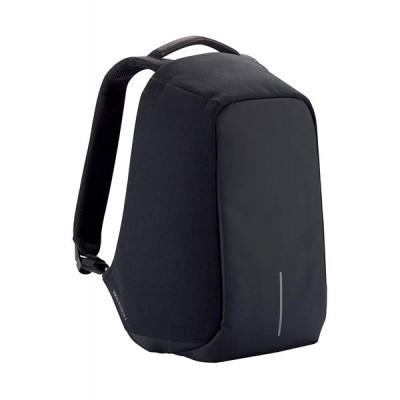 カット防止、隠しジッパー、スリ防止デザイン BOBBY(ボビー)XD DESIGN 多機能リュック P705541 ブラック