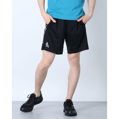 スボルメ SVOLME メンズ サッカー/フットサル パンツ ELMUNDO TRショーツ 1211-84002 (ブラック)