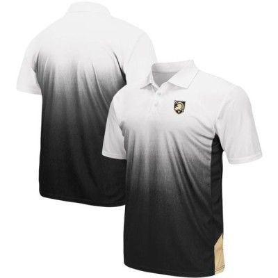 ユニセックス スポーツリーグ アメリカ大学スポーツ Army Black Knights Colosseum Magic II Polo - Gray Tシャツ