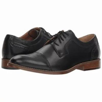 ドッカーズ 革靴・ビジネスシューズ Rhodes Black Polished Man-Made