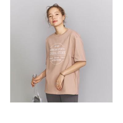 【別注】<Americana(アメリカーナ)>プリントTシャツ