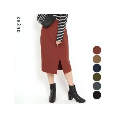 タイトスカート《フロント切り込みタイトスカート 2サイズ 全6色》 779