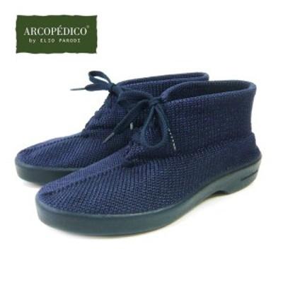 エリオさんの靴 アルコペディコ クラシックライン ポラキナ ネイビー サイズ交換・返品不可