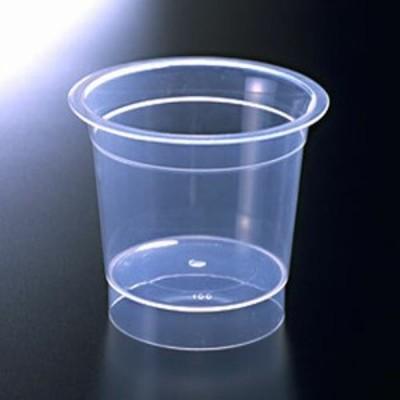 【送料無料】デザートカップ PP71パイ-100M(Z) 1400個 _デザート容器_プラスチック容器_
