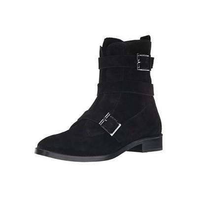 ブーツ シューズ 靴 イヴァンカトランプ Ivanka Trump 3906 レディース Coris ブラック アンクルブーツ シューズ 9.5 ミディアム (B,M)