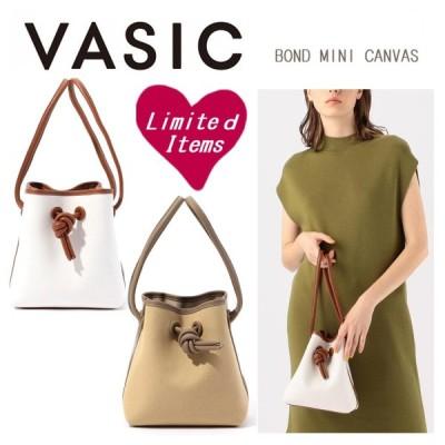 VASIC ヴァシック BOND MINI ボンド ミニ CANVAS キャンバス 限定カラー