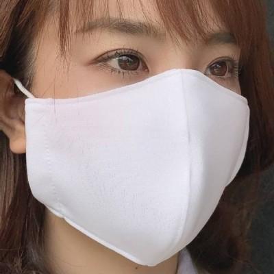 ビクトリーマスク(3D) 白 子供女性用 2枚セット