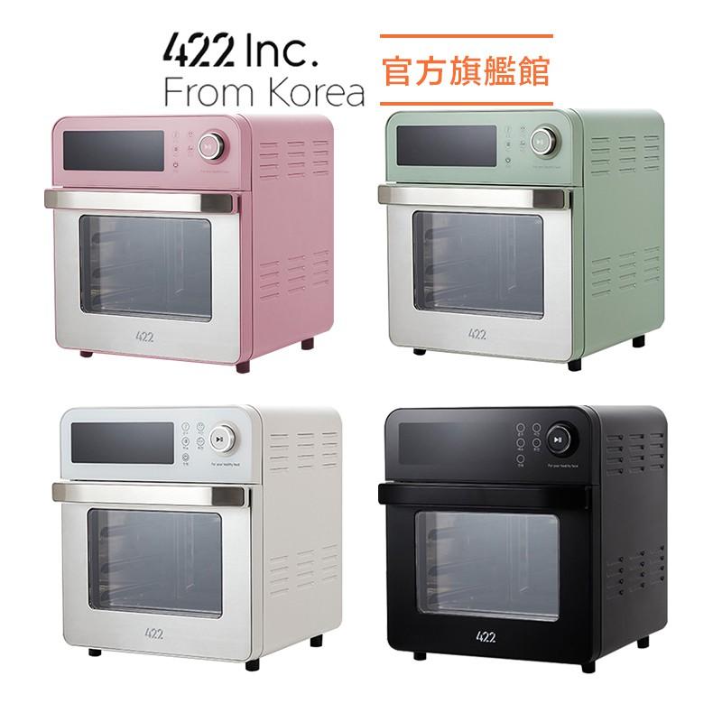 【韓國 422Inc】(預購)13L 氣炸烤箱 白/黑/綠/粉 四色 |原廠保固一年|官方旗艦店