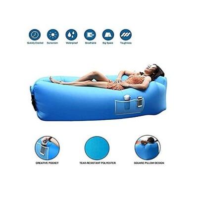 特別価格LISTOS' Hammock Air Sofa,Inflatable Lounger with Water Proof,Anti-Air Leaki好評販売中