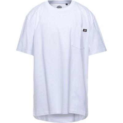ディッキーズ DICKIES メンズ Tシャツ トップス T-Shirt White