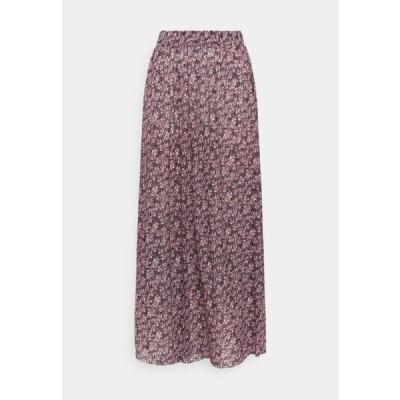 レディース ファッション PCGWENA MIDI SKIRT - A-line skirt - winsome orchid/artsy flowers