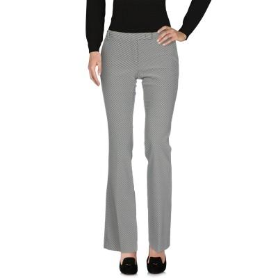 TERESA DAINELLI パンツ グレー 26 アセテート 48% / ナイロン 45% / ポリウレタン 7% パンツ