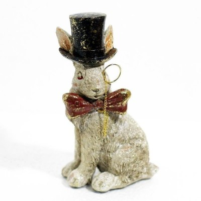 ットうさぎ オブジェ 置物  かわいい ウサギ 兎