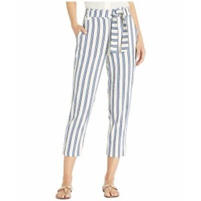 BCBジェネレーション レディース カジュアルパンツ ボトムス High-Waisted Cuffed Pants TRH2280078 Gardenia