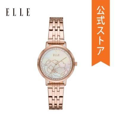 20%OFFクーポン エル 腕時計 レディース ELLE 時計 ELL25027 Chatelet 公式 2年 保証