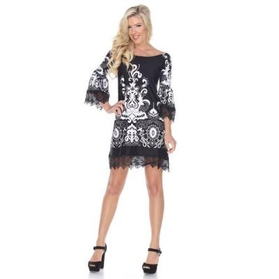 ホワイトマーク レディース ワンピース トップス Women's Uniss Dress