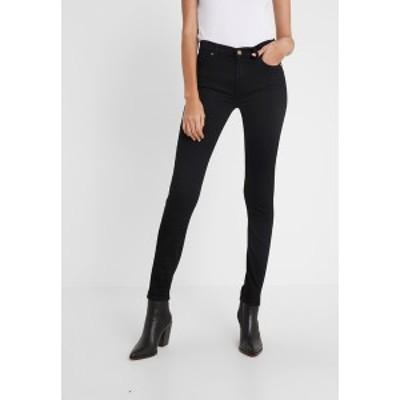 7フォーオールマンカインド レディース デニムパンツ ボトムス EXCLUSIVES - Jeans Skinny Fit - luxurious rinse black luxurious rinse