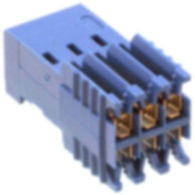 TE Connectivity AMP Connectors 281792-3 CONN PLUG 6POS IDC 26-28AWG TIN【キャンセル不可】