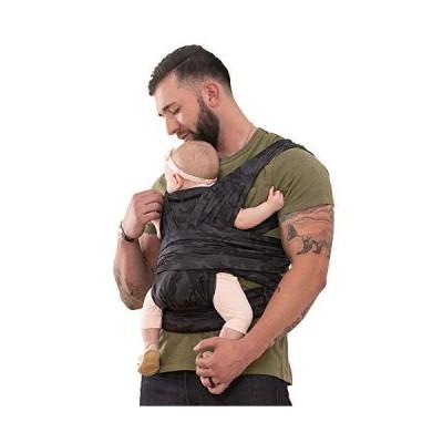 【送料無料】Boppy ComfyFit Hybrid Baby Carrier, Black/Gray Camo【並行輸入品】