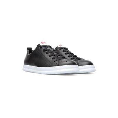 カンペール メンズ スニーカー シューズ Men's Runner Sneakers Black