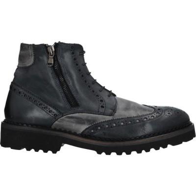 EVEET メンズ ブーツ シューズ・靴 boots Black