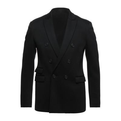 ニール・バレット NEIL BARRETT テーラードジャケット ブラック 48 レーヨン 100% テーラードジャケット