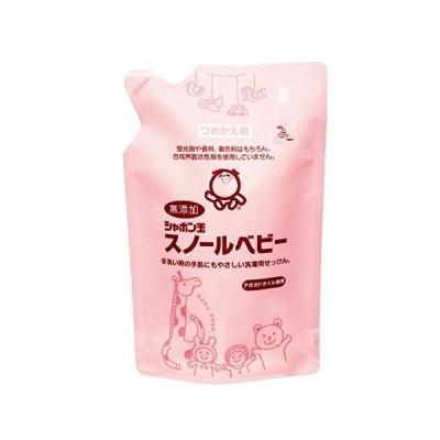 シャボン玉 衣料用液体洗剤 スノールベビー つめかえ用 650ml