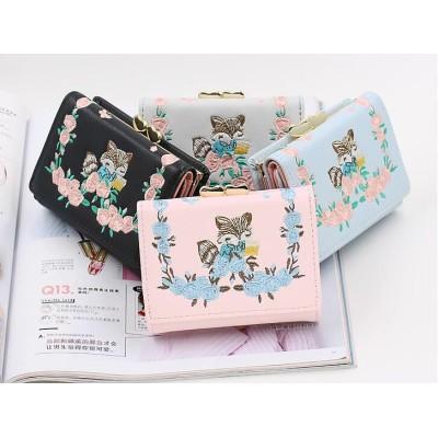 可愛い ミニ財布財布 手のひらサイズ ミニ財布 小さい 結婚式 小さいバッグ