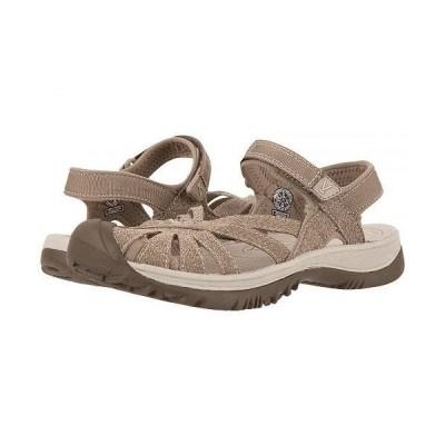 Keen キーン レディース 女性用 シューズ 靴 サンダル Rose Sandal - Brindle/Shitake