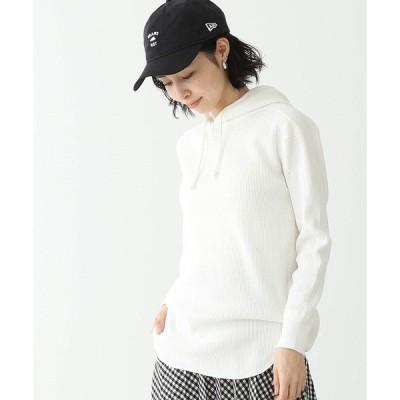 tシャツ Tシャツ Healthknit × BEAMS BOY / ワッフル プルオーバー パーカ