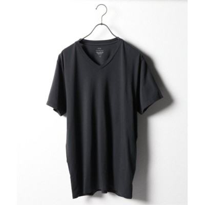 【ジャーナルスタンダード/JOURNAL STANDARD】 SAVE KHAKI UNITED S/S SUPIMA V-NECK TEE
