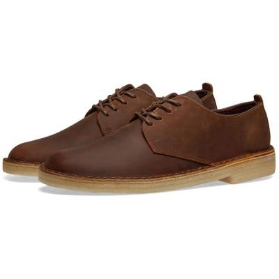 クラークス Clarks Originals メンズ シューズ・靴 Desert London Beeswax Leather