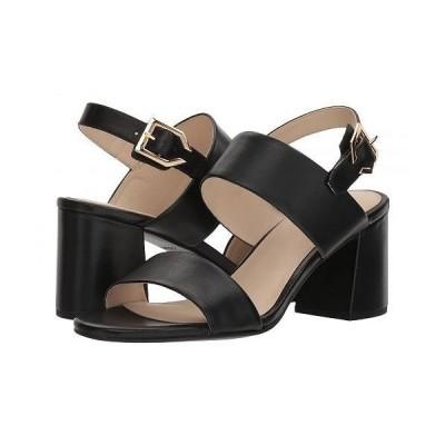 Cole Haan コールハーン レディース 女性用 シューズ 靴 ヒール Avani City Sandal - Black Leather