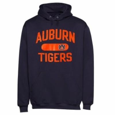 Fanatics Branded ファナティクス ブランド スポーツ用品  Auburn Tigers Navy Blue Athletic Issued Hoodie