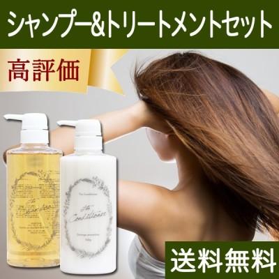 Hair room DOOR ザ・シャンプー&コンディショナーセット 送料無料
