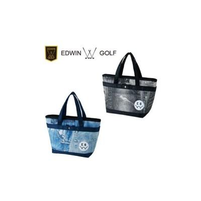 即納★[2020/NEW]エドウィンゴルフ ミニトートバッグ EDWIN-944T(28824) W23×D14×H20cm EDWIN GOLF エドウイン キャスコ