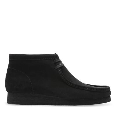 Wallabee Boot2 / メンズ ワラビーブーツ2 (ブラックスエード)