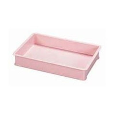 サンコー PPカラー番重 B型ピンク ABV8506