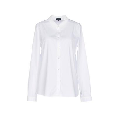 アルマーニ ジーンズ ARMANI JEANS シャツ ホワイト 38 コットン 75% / ナイロン 21% / ポリウレタン 4% シャツ