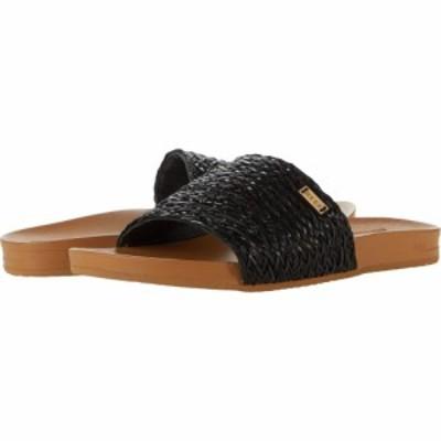 リーフ Reef レディース サンダル・ミュール シューズ・靴 Cushion Scout Braids Black/Tan
