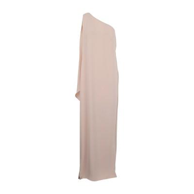LAUREN RALPH LAUREN ロングワンピース&ドレス ライトピンク 6 ポリエステル 100% ロングワンピース&ドレス