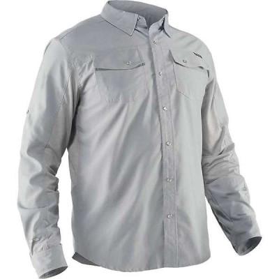 エヌアールエス メンズ シャツ トップス NRS Men's Guide LS Shirt