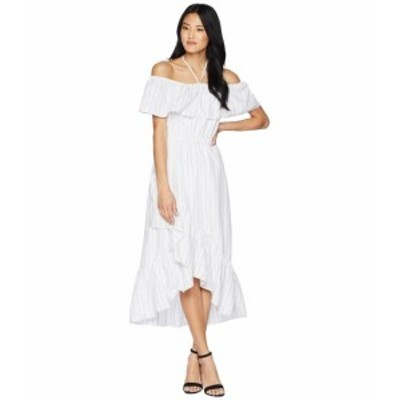 BB Dakota ビービーダコタ ドレス 一般 Halsey Striped Ruffle Dress