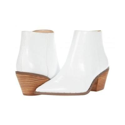 Charles by Charles David チャールズ レディース 女性用 シューズ 靴 ブーツ アンクル ショートブーツ Plato - White