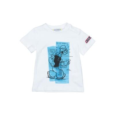 ICE ICEBERG T シャツ ホワイト 6 コットン 100% T シャツ