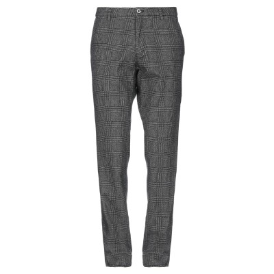 メイソンズ MASON'S パンツ ブラック 46 コットン 98% / ポリウレタン 2% パンツ