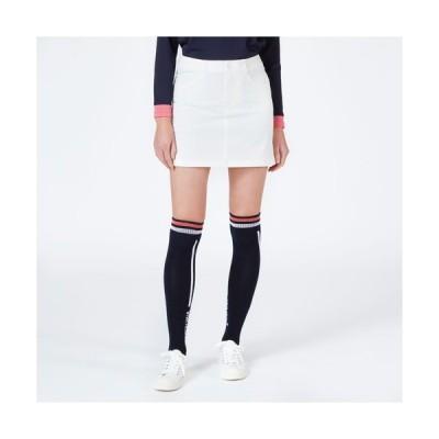 スカート 【VIVA HEART/GOLF】4way-ストレッチ インパンツ付スカート
