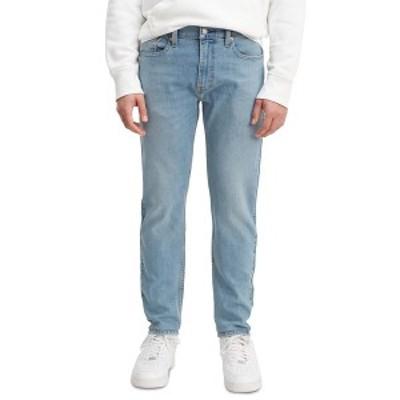 リーバイス メンズ デニムパンツ ボトムス Men's 502 All Season Tech Jeans Bay Tint